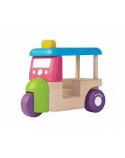 Pojazd riksza Tuk Tuk | Plan Toys®