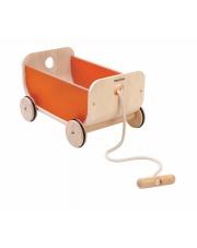 Wózek wagon pomarańczowy | Plan Toys®