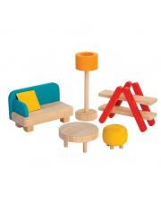 Mebelki dla lalek, Salon | Plan Toys®