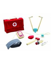 Zestaw lekarza, zabawa w doktora | Plan Toys®