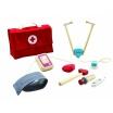 Fotografia, na której jest Zestaw lekarza, zabawa w doktora | Plan Toys®