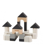 Klocki drewniane, seria MINI | Plan Toys®