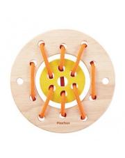Drewniana sznurowanka, koła | Plan Toys®
