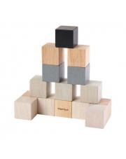 Drewniane klocki, Kostki 15el. | Plan Toys®