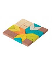 Mini mozaika do układania, Plan Toys