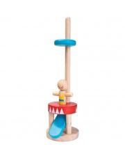 Skaczący akrobata, Plan Toys