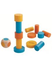 Mini gra zręcznościowa, balansująca wieża | Plan Toys®
