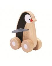 Pojazd do zabawy, Pingwin na kółkach | Plan Toys®