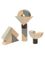 Drewniane klocki zakręcone | Plan Toys®