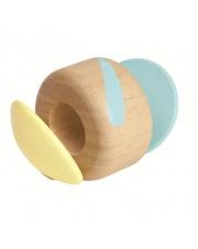 Pastelowa grzechotka klaszczący roller, Plan Toys®