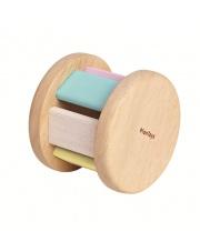 Pastelowa grzechotka roller, Plan Toys®