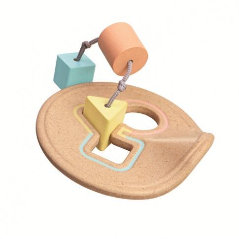 Fotografia, na której jest Pastelowy pierwszy sorter, Plan Toys®