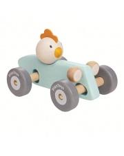 Pastelowa rajdówka z kurczakiem, Plan Toys®