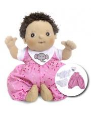 Lalka Rubens Baby, Molly + 4 ubranka