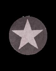 Dywan bawełniany REVERSIBLE STAR - różne kolory - Lorena Canals