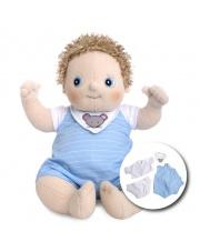 Lalka Rubens Baby, Erik + 4 ubranka