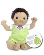 Lalka Rubens Baby, Max + 4 ubranka