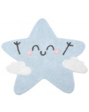 Dywan w kształcie gwiazdki HAPPY STAR - Mr Wonderful & Lorena Canals