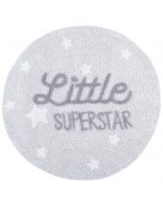 Dywan okrągły LITTLE SUPERSTAR - Mr Wonderful & Lorena Canals