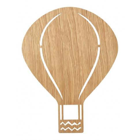 Fotografia, na której jest Lampa BALON - jasny dąb - ferm LIVING