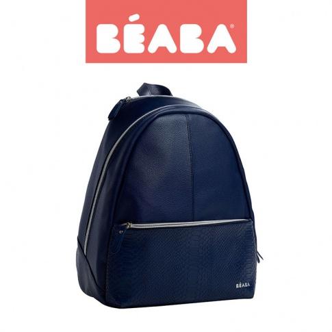 Fotografia, na której jest Beaba Plecak dla mamy San Francisco blue/snake