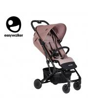 Easywalker Buggy XS Wózek spacerowy z osłonką przeciwdeszczową Desert Pink kolekcja 2019