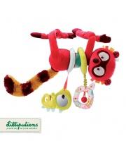 LILLIPUTIENS Zawieszka aktywizująca wielofunkcyjna Lemur George 0 m+
