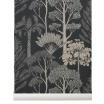 Fotografia, na której jest Tapeta flizelinowa TREES / DRZEWA -  Katie Scott & ferm LIVING