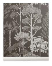 Tapeta fizelinowa TREES / DRZEWA -  Katie Scott & ferm LIVING