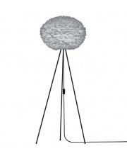 Lampa podłogowa Eos L szara / podstawa czarna - UMAGE