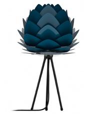 Lampka nocna / stołowa ALUVIA - UMAGE | petrol blue