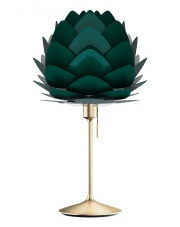 Lampka nocna / stołowa ALUVIA Champagne Table - UMAGE | forest green