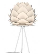 Lampka nocna / stołowa ALUVIA - UMAGE | pearl white