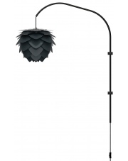 Lampa ścienna ALUVIA Willow - UMAGE | anthracite grey