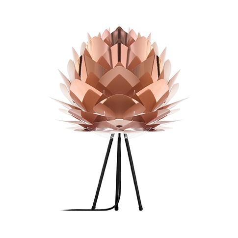 Fotografia, na której jest Lampka nocna SILVIA - UMAGE   copper