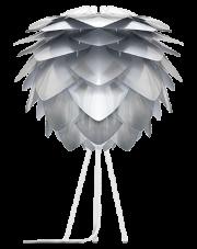 Lampka nocna SILVIA - UMAGE   polished steel white