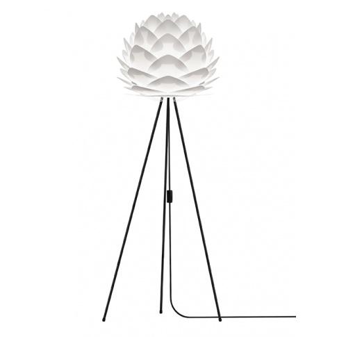 Fotografia, na której jest Lampa podłogowa SILVIA Floor Tripod - UMAGE | white