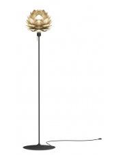 Lampa podłogowa SILVIA Champagne Floor - UMAGE | brushed brass