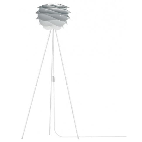 Fotografia, na której jest Lampa podłogowa CARMINA Floor Tripod - UMAGE | misty grey