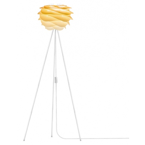Fotografia, na której jest Lampa podłogowa CARMINA Floor Tripod - UMAGE | sahara