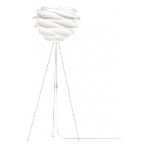 Fotografia, na której jest Lampa podłogowa CARMINA Floor Tripod - UMAGE | white