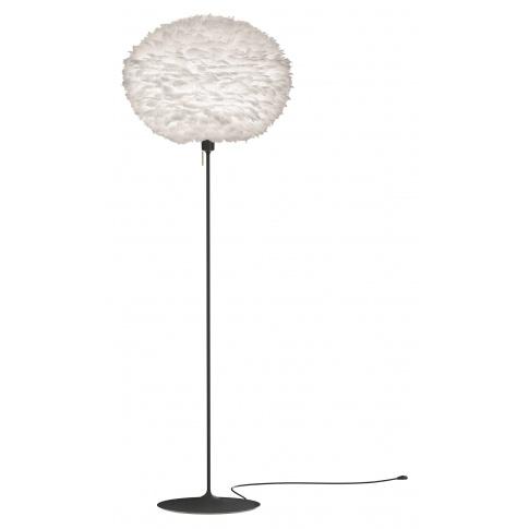 Fotografia, na której jest Lampa podłogowa Eos L Champagne Floor - UMAGE | white