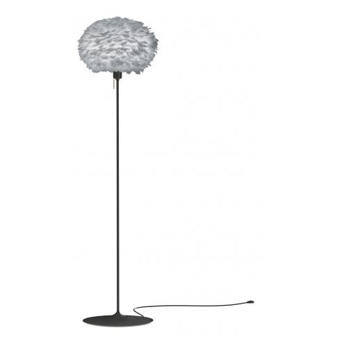 Fotografia, na której jest Lampa podłogowa Eos M Champagne Floor - UMAGE | light grey
