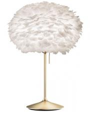 Lampka nocna Eos M Champagne Table - UMAGE | white