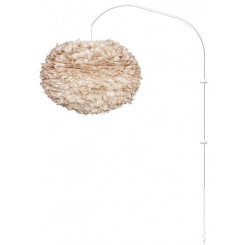 Fotografia, na której jest Lampa ścienna EOS L Willow - UMAGE | light brown