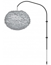Lampa ścienna EOS L Willow UMAGE | light grey
