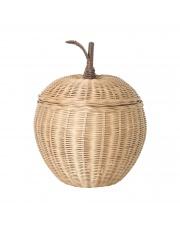 Kosz pleciony JABŁKO / Apple Basket - ferm LIVING