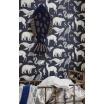 Fotografia, na której jest Dywanik wełniany / dekoracja ścienna RYBA - ferm LIVING