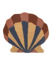 Dywanik wełniany / dekoracja ścienna MUSZLA - ferm LIVING