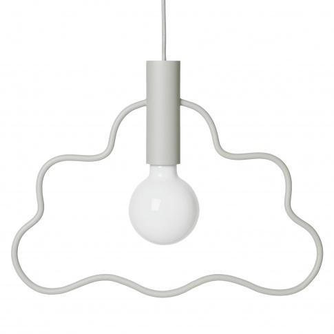 Fotografia, na której jest Minimalistyczna lampka wisząca CHMURKA / Cloud Pendant - ferm LIVING